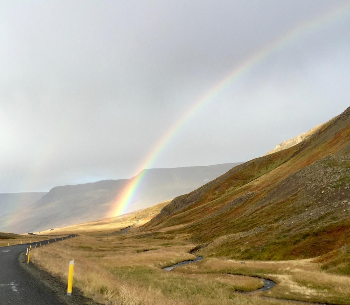 Rainbow / Regnboginn